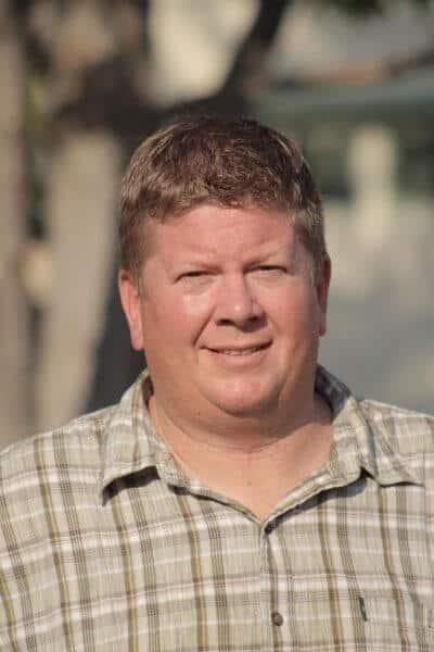 Mt. Ashland Association Board member Curt Burrill