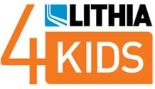 Lithia 4 Kids logo