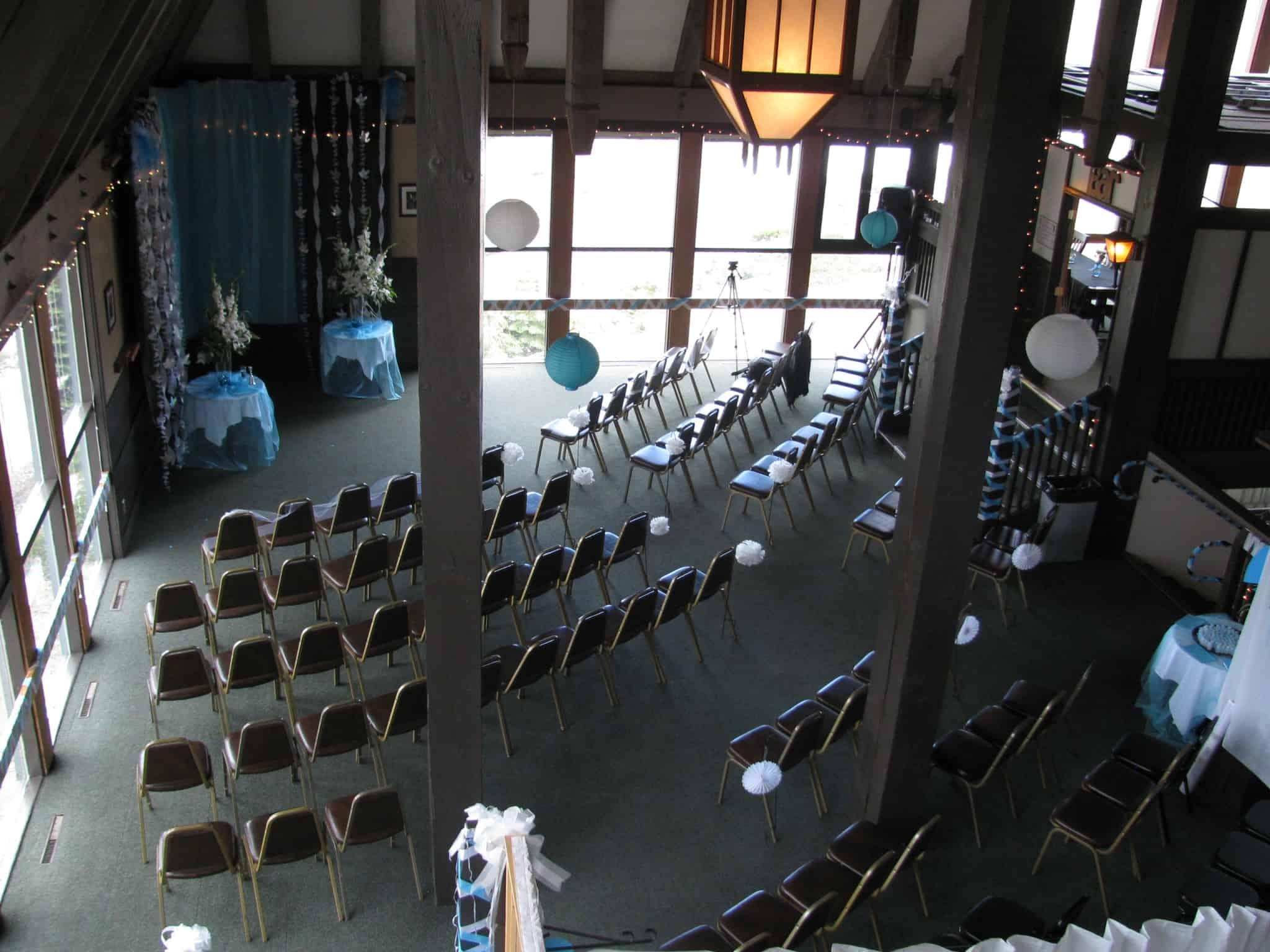 Wedding At Mt. Ashland