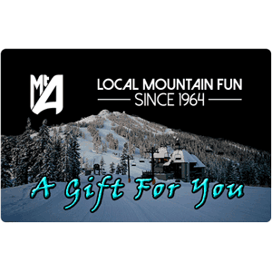 Mt. Ashland Gift Card