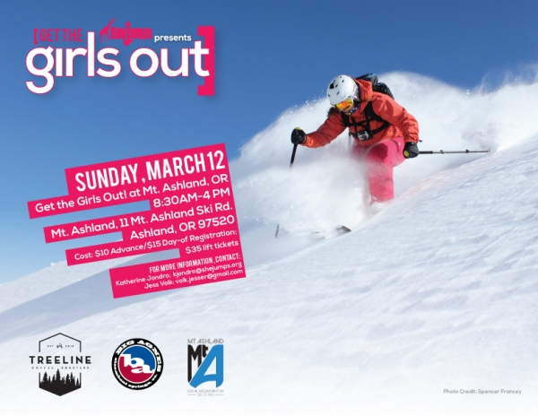 Get the Girls Out Day