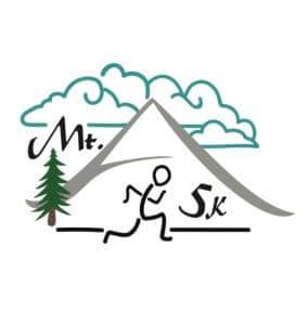 Mt. A 5K logo