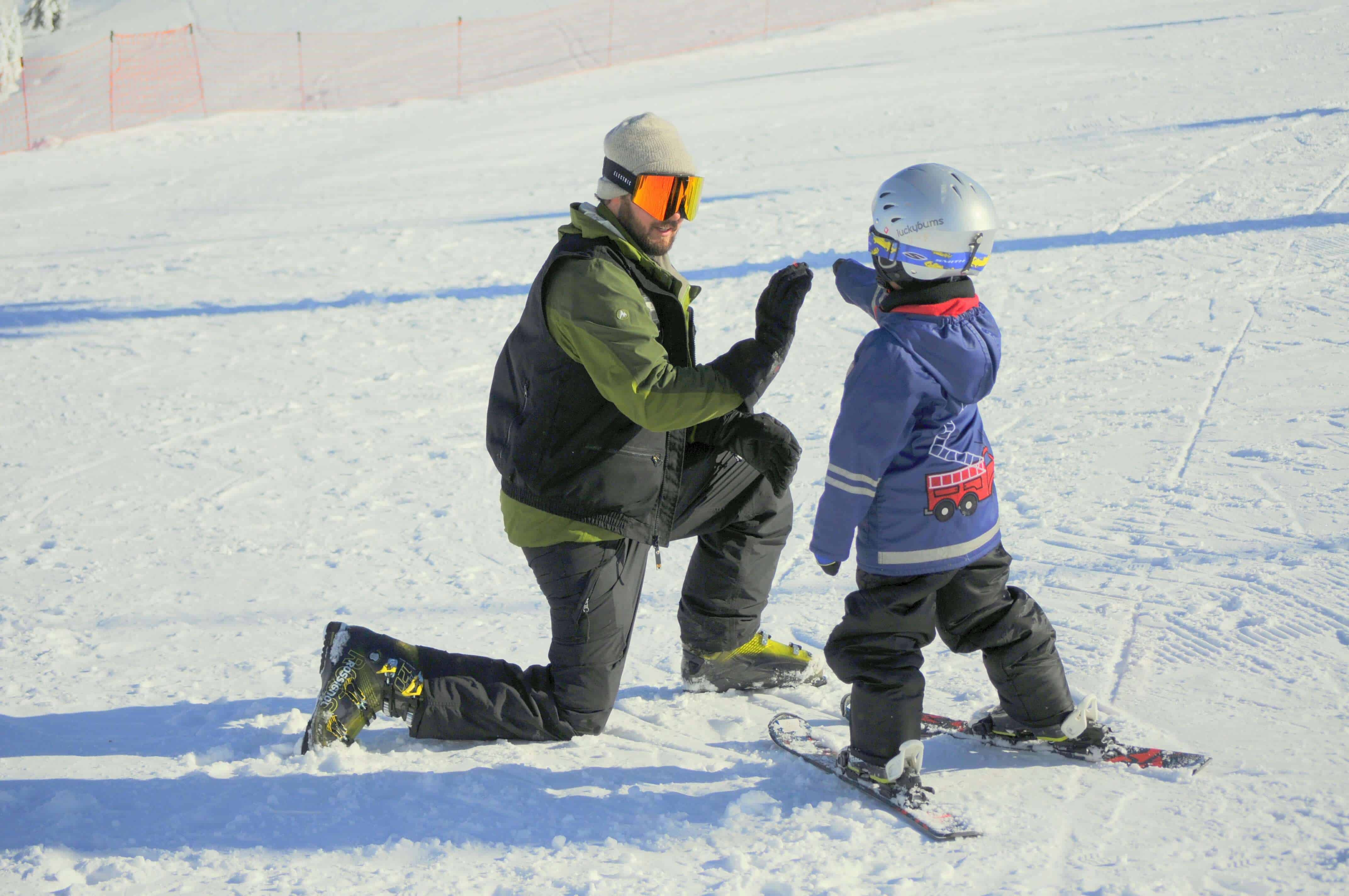 Mt. Ashland Ski School