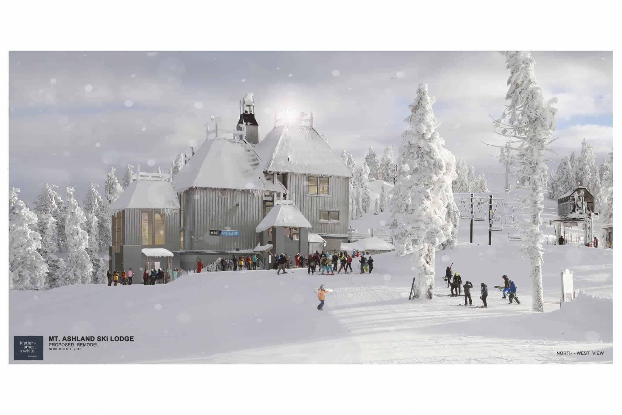 Support Mt. Ashland's 2017 Lodge Improvements Campaign
