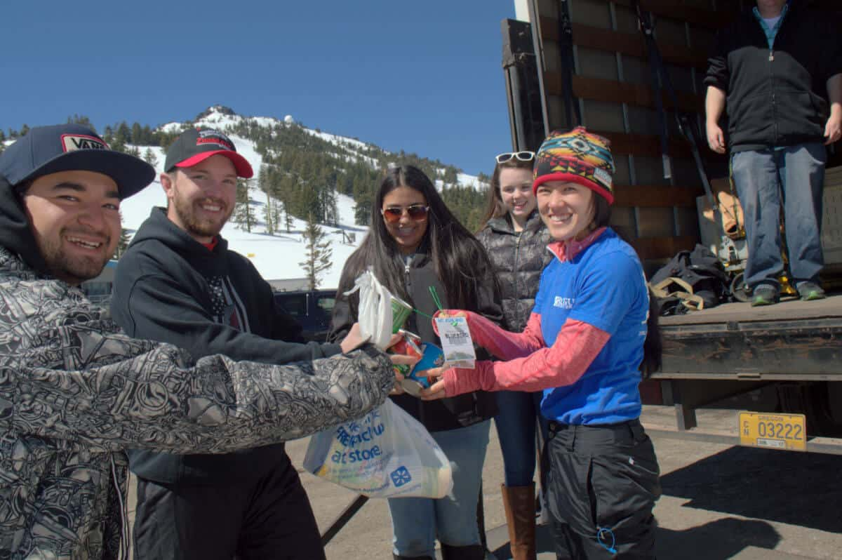 ACCESS Ski & Ride Against Hunger Day