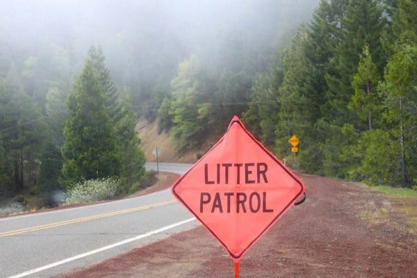 Access Road Clean Up @  Mt. Ashland Ski Rd and Old Hwy 99S