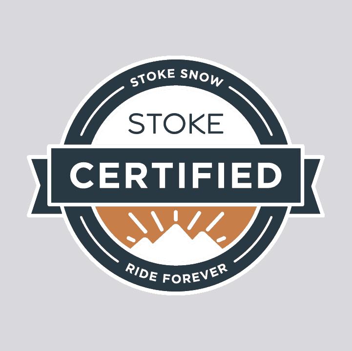 STOKE Certified Badge