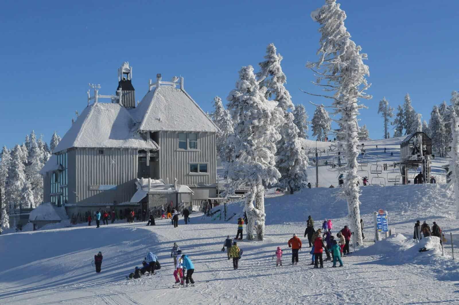 press room - mt. ashland ski area
