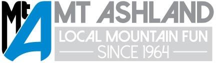 Horizontal Mt. Ashland Logo