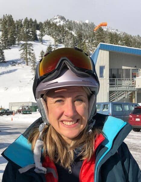 Anne Jenkins, Mt. Ashland Association Board Member
