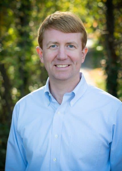 Mt. Ashland Board member Erik Larsen