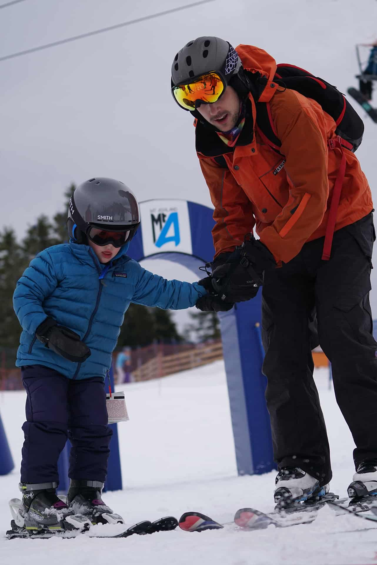 Ski School at Mt. Ashland
