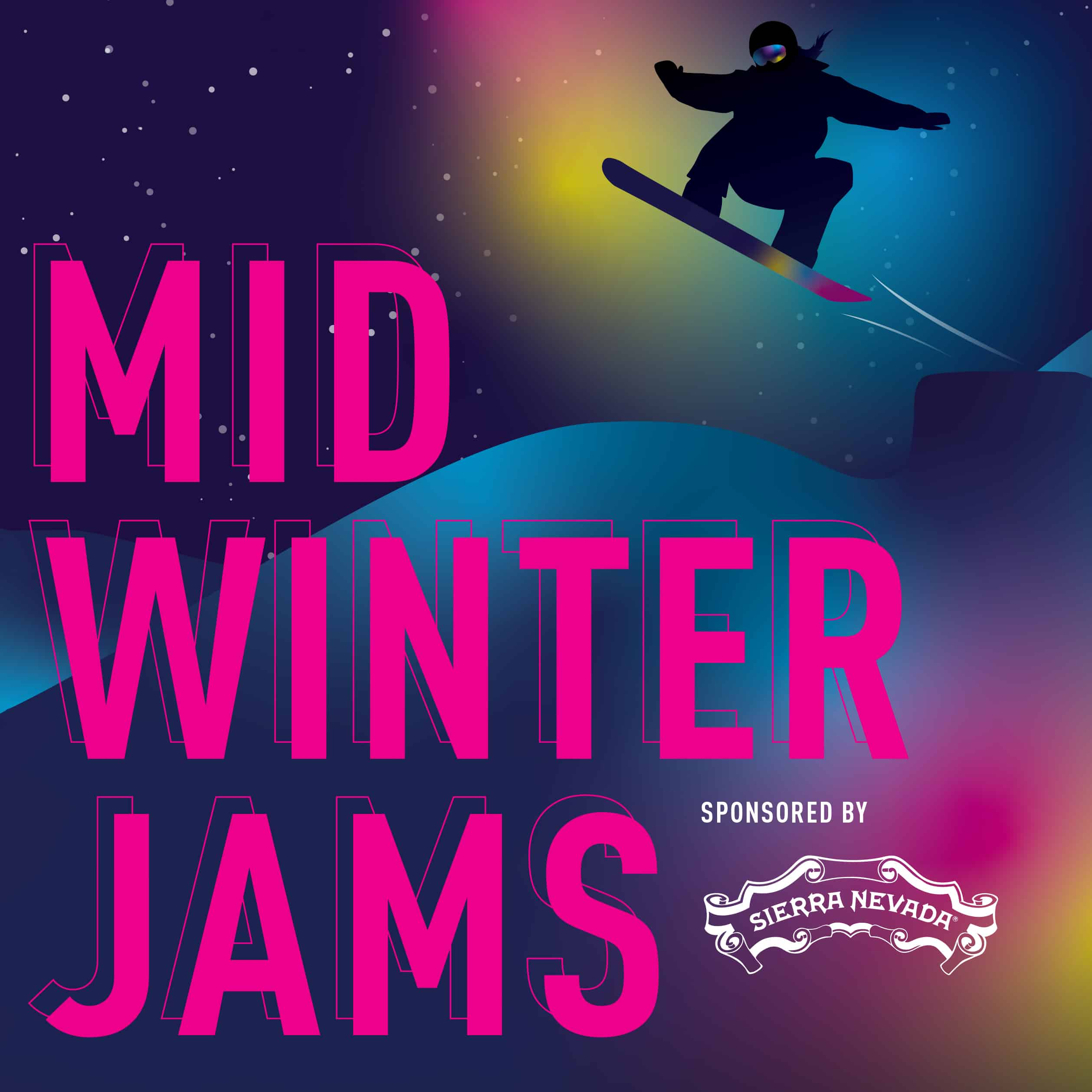 February 7th – Midwinter Jam Series